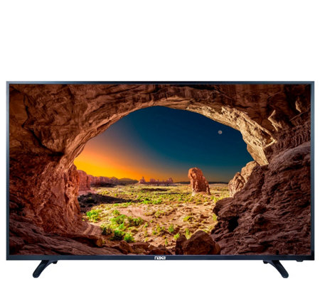 "Naxa 49"" Class 4K Ultra HD LED TV"