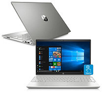 "HP Pavilion 15"" Touch Laptop AMD 8GB RAM 1TB HDD with Voucher - E232238"