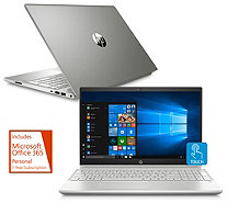 "HP Pavilion 15"" Touch Laptop AMD 8GB RAM 1TB HDD w/ Voucher & MS Office 365 - E232239"