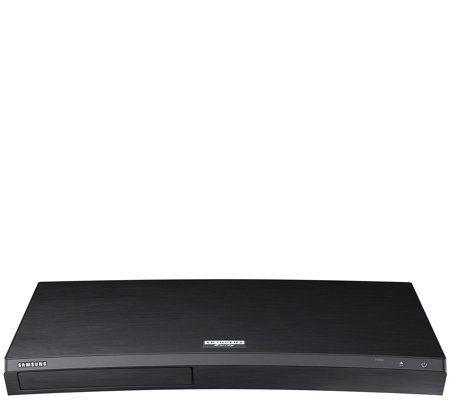 Samsung 4K Ultra HD Curved Blu-ray Player