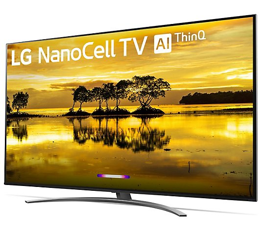 "LG 86"" Class Smart NanoCell IPS LED 4K Ultra HDTV with HDR"