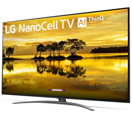 Lg 86 Class Smart Nanocell Ips Led 4k Ultra Hdtv With Hdr