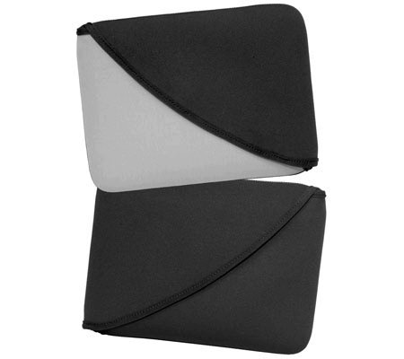 iPad Reversible Neoprene Sleeve w/ Front-Loading Design