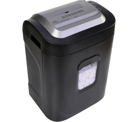 Royal MC1205 Micro-Cut Shredder with 7 Gallon Pull Out Basket