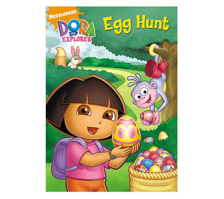 Dora the Explorer: The Egg Hunt DVD