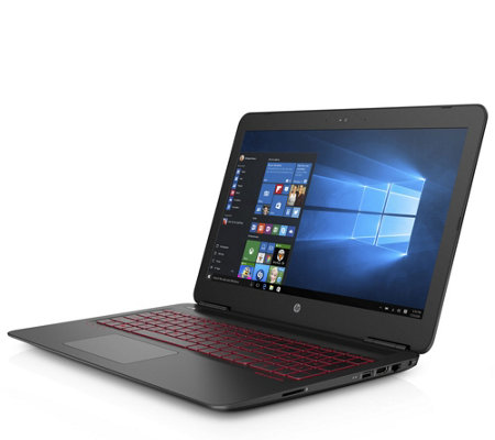 "HP OMEN 17.3"" Laptop - Core i7, 12GB RAM, 1TB HDD & NVIDIA"