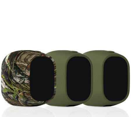NetGear Arlo Pro Set of 3 Green & Camo Camera Skins