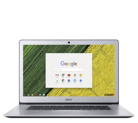 "Acer 15.6"" Chromebook Laptop - Intel, 4GB RAM, 32GB SSD"