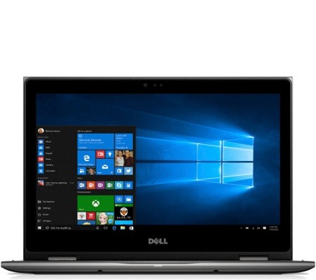 "Dell 15"" Touch Inspiron Series 2-in-1 Laptop Touch Core i5 8GB RAM 1TB HDD"