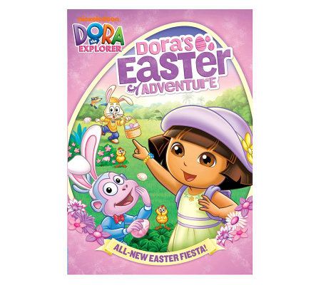 Dora The Explorer Dora S Easter Adventure Dvd