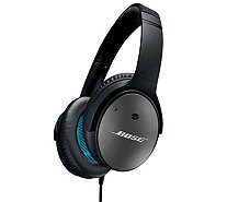 Bose QC 25 Noise Cancelling Headphones for Apple Devices - E232643