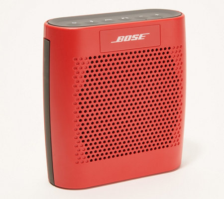 Bose SoundLink Color Series I Bluetooth Speaker