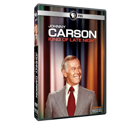 American Masters - Johnny Carson: King of LateDVD