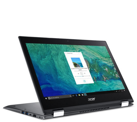 "Acer 13.3"" Spin 5 2-in-1 Laptop - i5, 8GB, 256GB SSD & Vouche"