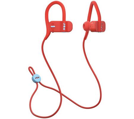 b8ee0c81d0f JAM Live Fast Wireless Bluetooth In-EarHeadphones - Page 1 — QVC.com