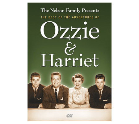The Best of the Adventures of Ozzie and Harriet4-Disc DVD Set