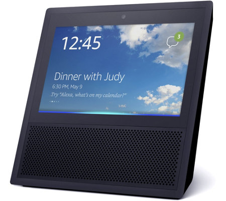 Amazon Echo Show with Smart Plug, Music Offer, & Audible Books