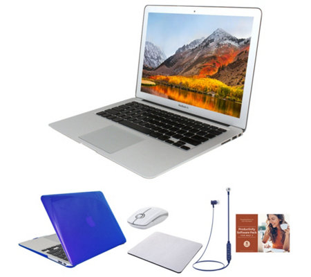 "Apple MacBook Air 11"" Laptop Core i5 128GB with Voucher and Accessories"