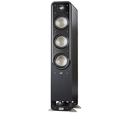 Polk S60 American Hifi Home Theater Tower Speaker Qvc Com