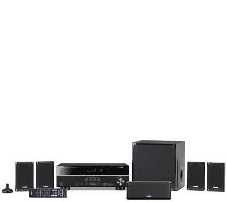 Yamaha Corporation 5.1-Channel Home Theater Audio System
