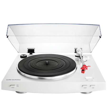 Audio Technica LP3 Fully Automatic Belt-Drive Stereo Turntabl