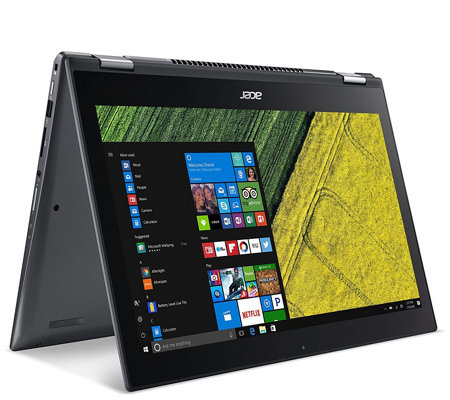 "Acer 15.6"" Spin 5 2-in-1 Laptop - Intel i7, 8GB, 1TB & Vouche"