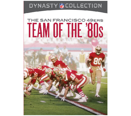 NFL Dynasty Collection The San Francisco 49ers