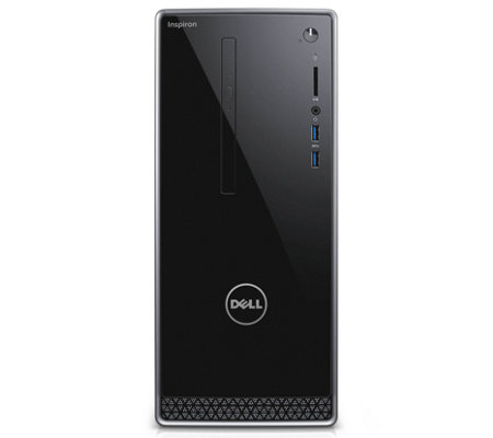 Dell Inspiron 3670 Desktop - Core i3, 8GB RAM,1TB HDD