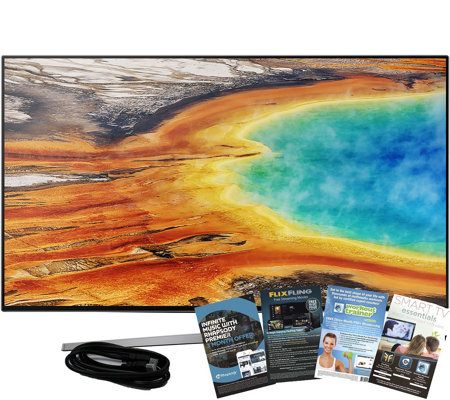 "Samsung 55"" Smart LED 4K HDR Extreme TV with HDMI and App Pac"