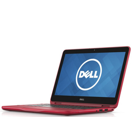 "Dell 11.6"" Touch 2-in-1 Laptop- Intel m3, 4GB RAM, 500GB HDD"