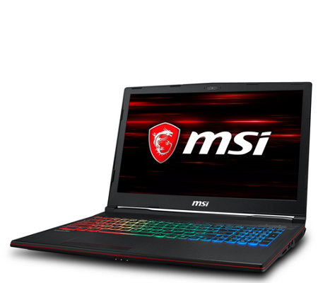 MSI GP63 Leopard-041 Gaming Laptop
