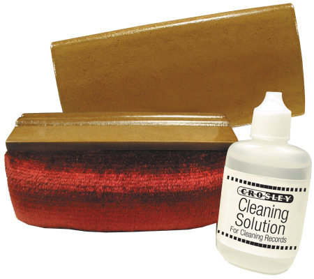 Crosley Record Cleaning Kit