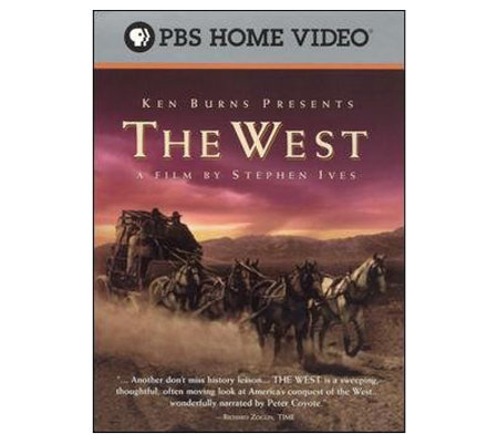 The West DVD 5-Disc Set
