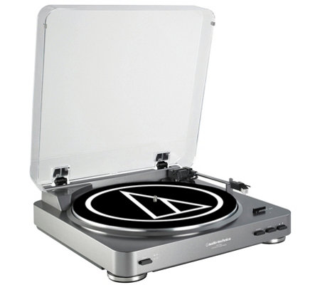 Audio Technica Lp60 Fully Automatic Belt Drivestereo