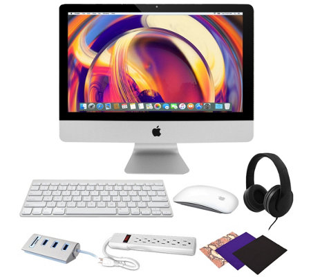 Apple Imac 21 5 3 6ghz Core I3 With Headphones Accessories