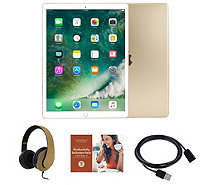 "Apple iPad Pro 10.5"" 64GB Wi-Fi Tablet with Voucher and Accessories - E232352"