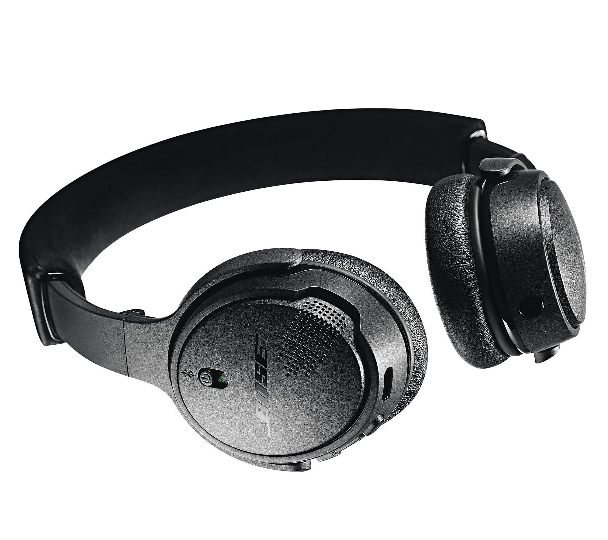 Bose On Ear Wireless Bluetooth Headphones Qvc Com