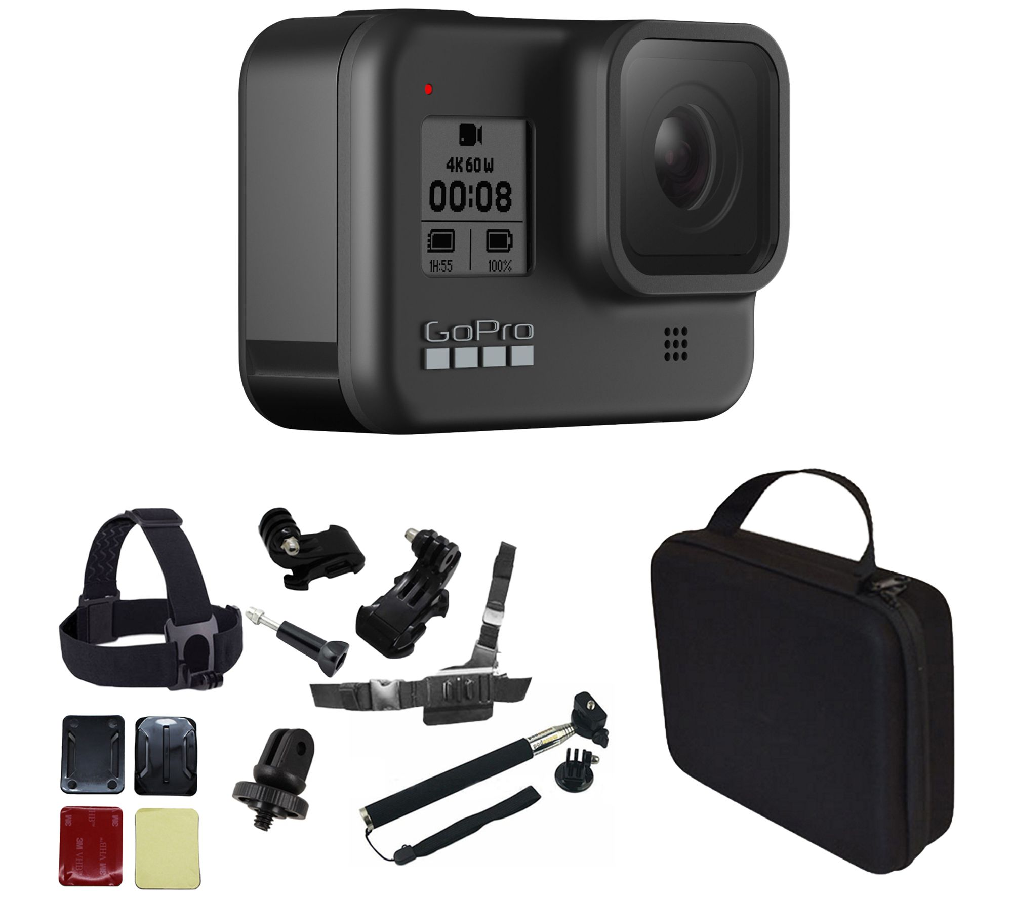 Take $30 off a GoPro HERO8 Bundle