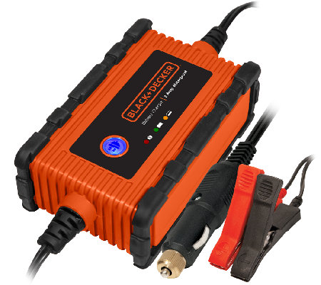 Black & Decker 2 AMP Waterproof Battery Charger/Maintainer