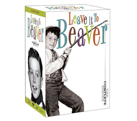Leave It To Beaver: The Complete Series 37-DiscDVD Set