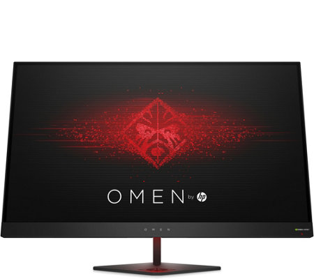 "HP OMEN 27"" Monitor with NVIDIA G-SYNC"