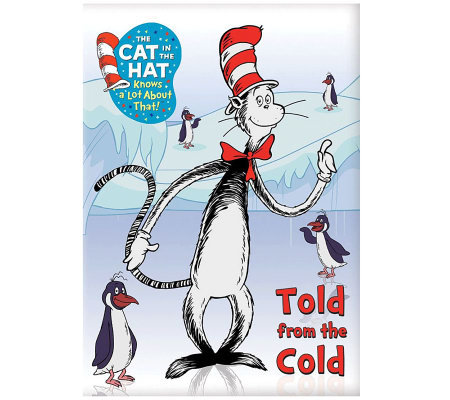 The Cat in the Hat Know a Lot About That! Toldfrom Cold DVD