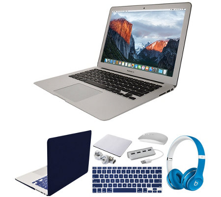 "Apple Macbook Air 13"" 128GB & Beats Solo 2 LuxeHeadphones"