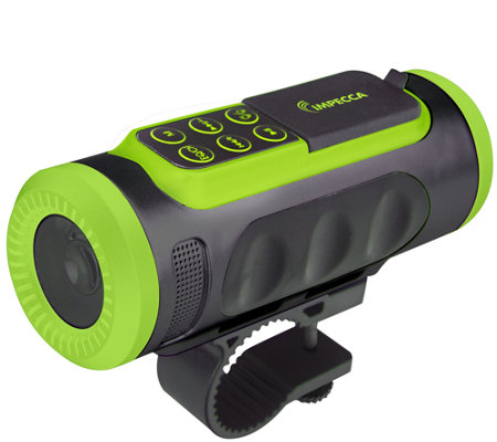 Bluetooth Bicycle Speaker with Headlight