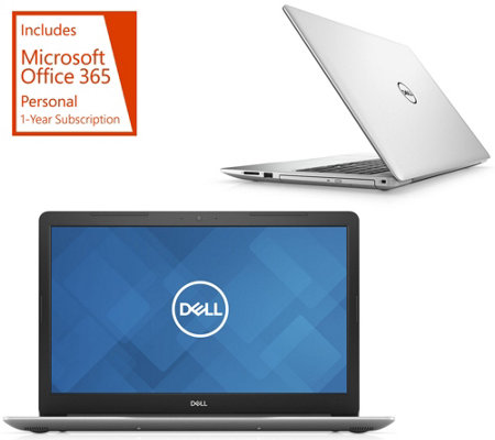 All New 2018 Dell 17 Laptop Intel Core I3 8gb Ram 1tb Hdd W Office 365
