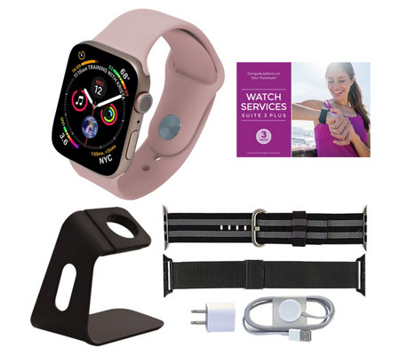 Apple Watch Series 5 GPS 44mm with Software & Accessories