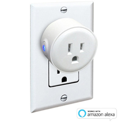 Digital Gadgets Mini Smart Plug WiFi Enabled Works w/ Alexa