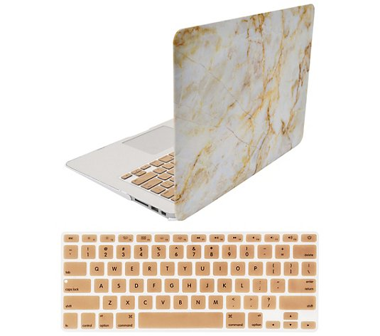 "Digital Basics 13"" Macbook Air Case with Keyboard Overlay"