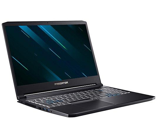 Acer Predator Triton 300 15 6 Gaming Laptop 1 Tb Ssd Qvc Com
