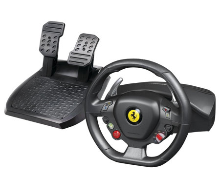 Thrustmaster Ferrari 458 Italia Racing Wheel -Xbox 360